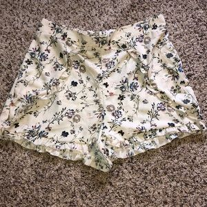 Charlotte Russe Stretch Shorts